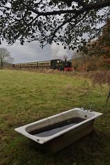 30742 Charters - Vale of Rheidol Railway (Martin Creese) Tags: vale rheidol railway vor gwr wales aberystwyth devils bridge photography photocharter autumn 30742charters nikon d90