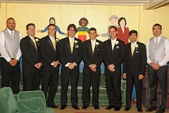 "The Groomsmen • <a style=""font-size:0.8em;"" href=""http://www.flickr.com/photos/109120354@N07/45193226685/"" target=""_blank"">View on Flickr</a>"