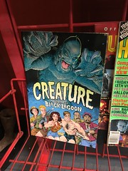 "Creature from the Black Lagoon at Slashback Video • <a style=""font-size:0.8em;"" href=""http://www.flickr.com/photos/28558260@N04/45378219825/"" target=""_blank"">View on Flickr</a>"