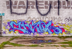 (gordon gekkoh) Tags: chaos msk awr detroit graffiti revok