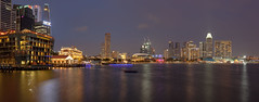 Marina Bay North Skyline at Night (yc4646) Tags: bay ecology ecosystem environment environmentalism light lighting nature night reflection reflective scenery skyline water singapore