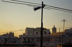 Antena (miclin110) Tags: antena amarillo cielo azul cuba habana