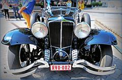 Aux Rétrofolies 2018 de Spa, Belgium (claude lina) Tags: claudelina belgium belgique belgië spa rétrofolies rétrofolies2018spa auto voiture car véhicule oldcar vieillevoiture