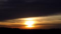 Sunset November 2, 2018 Lebedin. Ukraine. (ALEKSANDR RYBAK) Tags: закат вечер солнце небо тучи осень погода природа сезон пейзаж sunset evening sun sky clouds autumn weather nature season landscape airplane skyline dusk