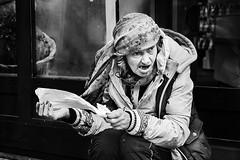DSCF0511_b (yann CM B) Tags: oslo norway streetphotography woman candid 35mm 50mm fujixt3 xt3 winter 2018 blackandwhite blackwhitepassionaward blackdiamond
