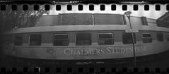 Chalmers (rotabaga) Tags: sverige sweden svartvitt sprocket göteborg gothenburg blackandwhite bwfp bw diy expiredfilm tmax3200 toycamera r09 lomo lomography