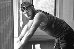 Micky (Violentz) Tags: male guy man portrait body tattooed patricklentzphotography