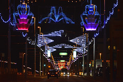 The Illuminations, Blackpool, Lancashire 26/10/2018 (Gary S. Crutchley) Tags: blackpool illuminations lancashire uk great britain england united kingdom nikon d800 history heritage local night shot nightshot nightphoto nightphotograph image nightimage nightscape time after dark long exposure evening travel pub inn beer ale tavern hostelry bar public house seaside seafront