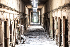 Eastern State Penitentiary (Thomas Hawk) Tags: america easternstatepenitentiary pennsylvania philadelphia philly usa unitedstates unitedstatesofamerica abandoned jail penitentiary prison us fav10 fav25 fav50