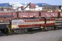 Canadian Pacific Baldwin DRS4-4-1000 #8009 (Houghton's RailImages) Tags: cp canadianpacific cpr baldwin drs4441000 railroad railway locomotive diesel clc