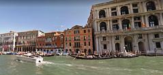 13 (ERREGI 1958) Tags: canal grande venezia acqua motocafo palazzi edifici gondole water sky motoscafo italia italy veneto venice