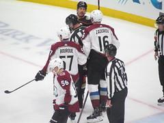 IMG_5139 (Dinur) Tags: hockey icehockey nhl nationalhockeyleague avalanche avs coloradoavalanche ducks anaheimducks