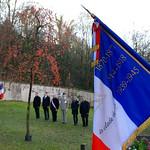 Commémorations organisées à l'occasion du 74e anniversaire de la Libération de Belfort, 24 Nov 2018 thumbnail