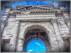 arch of Triumph (alpiblu) Tags: verona arco di trionfo hdr dei gavi italy