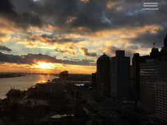 You Left Me Wondering What Might Have Been (DetroitDerek Photography ( ALL RIGHTS RESERVED )) Tags: allrightsreserved 313 downtown motown detroit sunset realdetroitsky iphonecityscape clouds sun light silhouette urban river reflection canada border international december 2018 detroitderek motorcity thenils nils doublechin beauty weathermidwest usa america nothdr hartplaza
