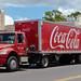 Coca Cola Truck in Waimea Hawaii