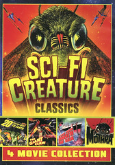 Sci-Fi-Creature-Classics (Count_Strad) Tags: drama scifi action horror western coverart cover art movies movie dvd
