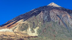 Mount Teide (López Pablo) Tags: teide national park mountain volcano nature sky blue black lava red tenerife canary island spain nikon d7200