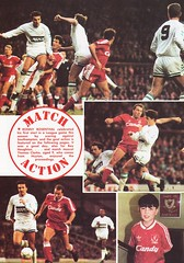 Liverpool vs Blackburn Rovers - 1991 - Page 26 (The Sky Strikers) Tags: liverpool blackburn rovers fa cup road to wembley the anfield review one pound