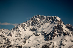 Aoraki / Mt Cook, 3,754m (José Rambaud) Tags: newzealand nuevazelanda aoraki mountcook aorakinationalpark alpesdelsur southernalps nieve snow snowcapped montañas montaña mountains montagnes montagna range cordillera