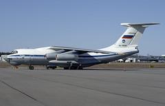RA-76638 (Pertti Sipilä) Tags: il76 il76md