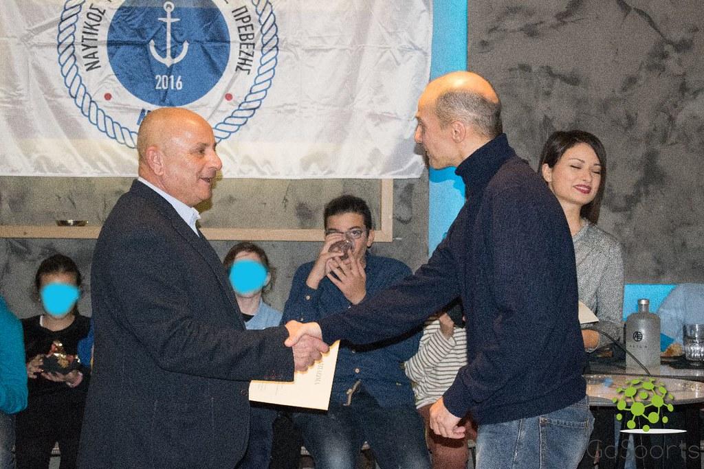 Πρέβεζα: Κοπή πίτας και απονομές για τον Ναυτικό Ιστιοπλοϊκό Όμιλο Πρέβεζας