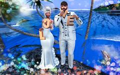 Our marriage is soon ..... February 14 (СОВА) Tags: sl wedding februar girl boy man frau mesh meshavatar game virtual happiness happy love liebe mädchen boyfriend family catwa signature meitreya body meer islands