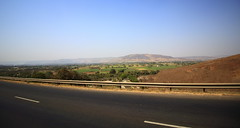 Somewhere between Pune and Lonavla