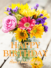 Seven Things To Expect When Attending Birthday Flower Pictures   birthday flower pictures (franklin_randy) Tags: birthday flowers