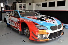 BMW M6 GT3 (benoits15) Tags: bmw m6 gt3 german car racing competition blancpain circuit castellet paul ricard