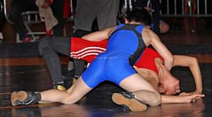 """2018 Aspull Warriors Competition (on_the_mat_uk) Tags: onthematuk canon """"eos 5d mark iv"""" uk wrestling wrestle wrestler competition freestyle britishwrestling sport indoor 2018 """"aspull warriors tournament"""" """"robin park sports centre"""" wigan england"""