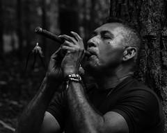 Native Flute Player (Jon Arrowood Photography) Tags: jja sony alpha a77 native american flute player mono monochrome bw black white candid portrait