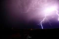 Kalgoorlie Lightning 03/12/2018 (geoffcollins82) Tags: kalgoorlie westernaustralia australia au lightning storm stormchasing