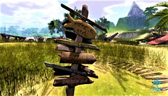 """"""" Which Way to Go? """" (maka_kagesl) Tags: secondlife sl"""