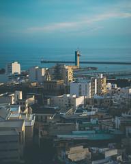 Almería (fcojavier1991) Tags: almería andalucía españa spain puerto vistas views city ciudad cielo sky skyline streetphotography 50mm nikkor50mm nikon nikond3300