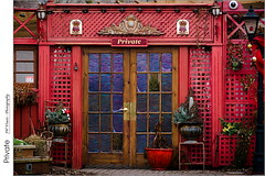 Private (jwvraets) Tags: colourful storefront storedoor sideentrance private painted red redrule gelato bench stcatharines icecream opensource rawtherapeegimp nikon d7100 7021014056afnikkor