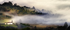 San Pedro de Vilanova (Noel F.) Tags: galicia galiza sony a7r a7rii fe 100400 gm san pedro vilanova vedra neboa fog ii