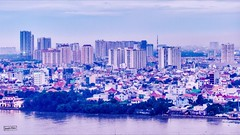 Saigon (JosH.Film) Tags: vietnam saigon hochiminhcity sunset timelapse night