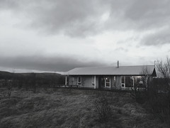 Home from home (Steven.Harrison) Tags: iceland grass home house building sky field tree landscape photography inthemiddleofnowhere tranquillity peaceful nayre nature landscapephotography monotone bw bnw blacknwhite blackandwhite blacknwhitephotography window cloudy outdoor light
