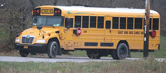 East End Bus Lines Inc. #0849P (ThoseGuys119) Tags: eastendbuslines orangecountytransitllc schoolbus maybrookny 2018 propane gasoline birdbus