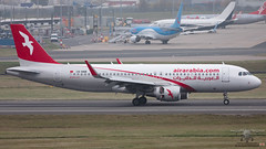 CN-NMM A320SL AIR ARABIA MAROC