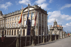 In Saniago de Compostela (fotoculus) Tags: groserundreisedeutschlandfrankreichspanienportugalspanienfrankreichdeutschland spanien españa galizien galicia santiagodecompostela
