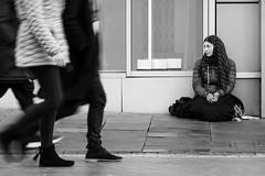 Homeless - W Croydon (Anthony Spratt) Tags: croydon highstreet streetphotography croydonstreetphotography sonyrx100vi sony camera photography