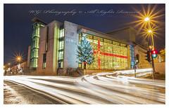 """Ballymena Christmas Lights"" (W.G. Photography) Tags: ballymena countyantrim northernireland christmas lights city cityspace"