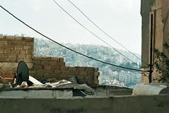 Amman, Jordan. (ansowest) Tags: street streetphotography view panorama nikon analog 35mm film jordan amman