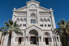 Facade, Saint Nicholas Cathedral,, Monaco (Peter Cook UK) Tags: france cathedral immaculate our facade lady saint 2019 nicholas monaco
