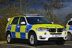 LJ68 ZTT (Cleveland & Durham RPU) Tags: cleveland police bmw x5 xdrive30d demo demonstrator anpr arv armed reponse vehicle rpu roads policing unit traffic car 999 emergency policeinterceptors lj68ztt
