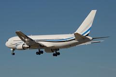 MLW Air 767-277 (N767MW) Dallas Mavericks Charter LAX Approach 3 (hsckcwong) Tags: mlwair 767277 767200 markcuban dallasmavericks dallasmaverickscharter n767mw lax klax