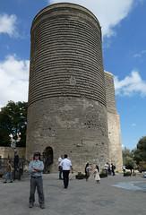 Baku (LeelooDallas) Tags: asia europe azerbaijan baku capital city port urban landscape architecture dana iwachow dragoman overland silk road trip 2018 steve