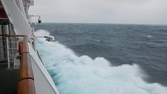 ... heading north ... (wolli s) Tags: atlantic sea storm waves ship video north explored explore